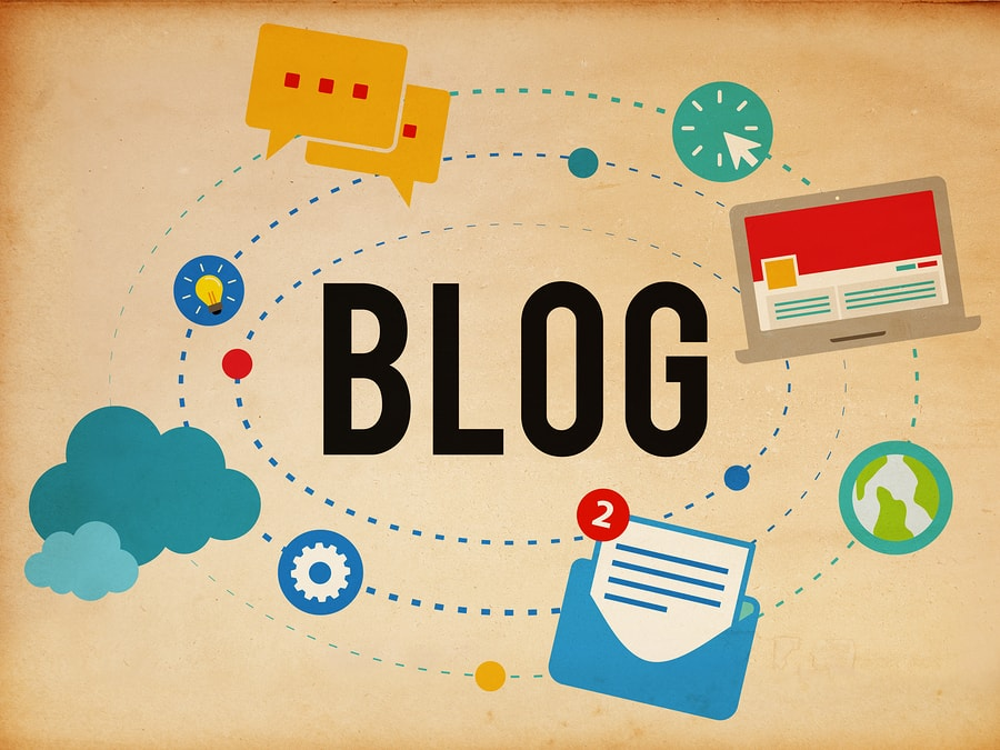 Crie um blog para sua empresa