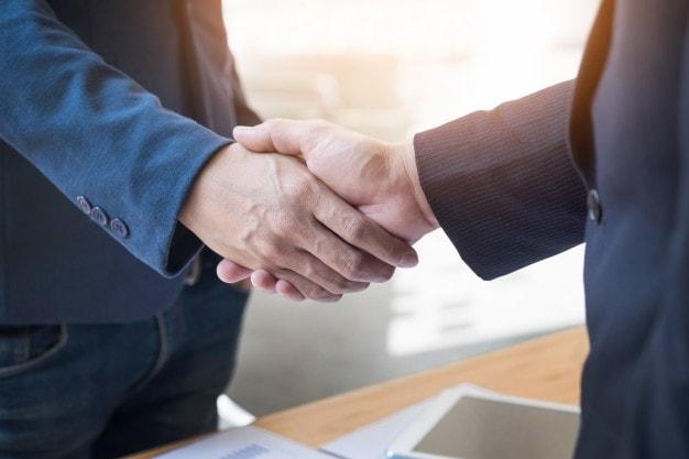 Feche parcerias na internet